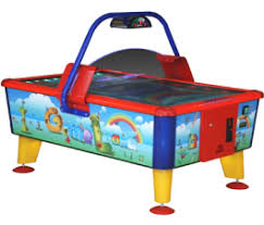 kids air hockey table discontinued sports arcade games reference page c g global