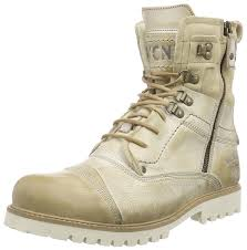 mens biker shoes yellow cab soldier eva m men u0027s biker boots beige taupe shoes