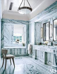 Carrara Marble Bathroom Designs by Marble Bathroom Renovating Ideas Architectural Digest