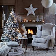Get Inspired With These Amazing Living Rooms Decor Ideas For Christmas - Get decorating living rooms