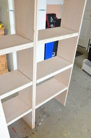 One Step Ahead Bookshelf How To Build A Fireplace Bookcase 18 Steps With Pictures