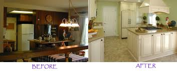 Kitchen Cabinets Before And After Replacing Kitchen Cabinets Adding Glass To Kitchen Cabinet Doors