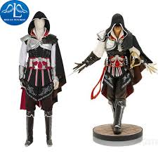 Assassins Creed Halloween Costumes Assassins Creed Costume Ezio Promotion Shop Promotional
