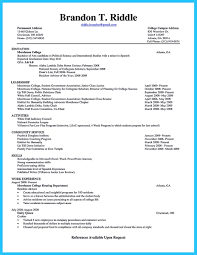 Best Resume With No Experience by Hunter Resume Free Resume Example And Writing Download