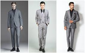light grey suit combinations the best shirts to wear with a grey suit the trend spotter
