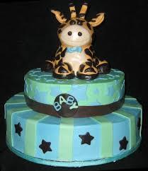 giraffe baby shower cakes baby giraffe baby shower cake cakecentral