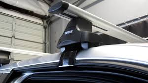 Ors Roof Racks by Ford F 150 Super Crew Cab With Thule 480r Aeroblade Roof Rack By