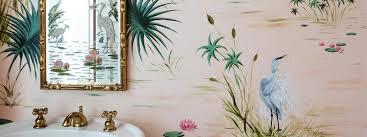 custom murals wall treatments new orleans annie moran custom wall mural annie moran