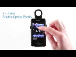 sekonic litemaster pro light meter sekonic l 478d litemaster pro light meter black demo youtube