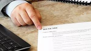 Walk Me Through Your Resume The Young Career Project Blog