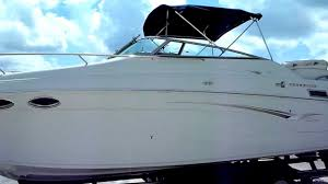 2002 crownline 262 cr youtube