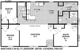 high end home plans 3 bedroom mobile home three homes l floor plans 6 rowanlafolle s