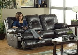 Brown Leather Recliner Sofa Creative Of Brown Leather Reclining Sofa With Signature Design
