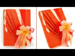 How To Wrap Wedding Gifts - fan tastic japanese gift wrapping video u2014 shiho style u0026 design