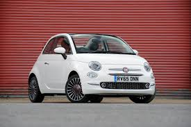 fiat 500 new fiat 500 1 2 lounge 2dr petrol convertible for sale bristol