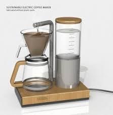 designer kaffeemaschinen design schafft bewusstsein nachhaltige hausgeräte im kommen