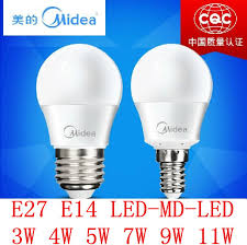 Light Bulbs International Midea International Brands 1pcs E27 Led Light Lamps 220v 3w Led