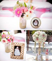 baptism table centerpieces best 25 girl baptism centerpieces ideas on baptism