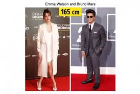 Dign Dopl3r Com Memes Emma Watson And Bruno Mars 165 Cm Colo Dign