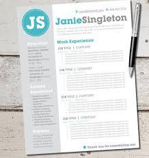 61 best resumes designs images on pinterest resume ideas