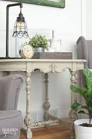 farmhouse style u0026 painted side table details i like pinterest