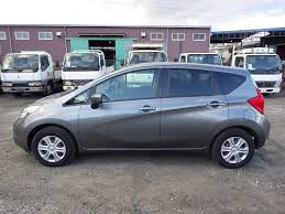 nissan note 2005 nissan note x japanese used vehicles exporter tomisho