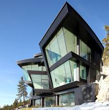 cool house for sale 5 floors glass elevator private pier modern lake house for sale
