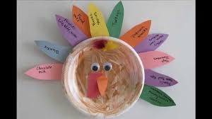 easy diy paper plate thanksgiving crafts project ideas