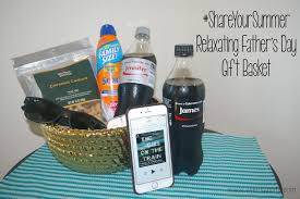 Father S Day Baskets Relaxing Father U0027s Day Gift Basket Tutorial Injeniouslife