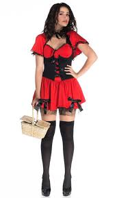 Red Riding Hood Halloween Costumes Dark Red Riding Hood Costume Red Riding Hood Costume