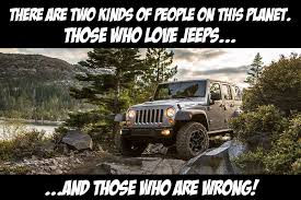 jeep snow meme jeepers say motorscribes