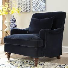 Large Accent Chair Midnight Accent Chair Donny Osmond Home
