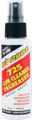awesome degreaser slip2000 725 cleaner degreaser 4oz spray bottle