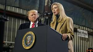 ivanka trump to lead presidential delegation for winter olympics