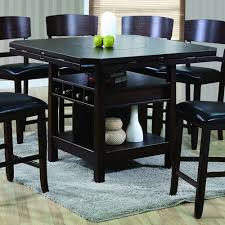 contemporary counter height table crown mark conner contemporary counter height table wayside