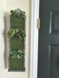 faux succulent planter a trash to treasure transformation