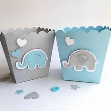blue elephant baby shower decorations elephant centerpieces boy baby shower centerpieces blue gray its a