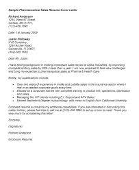 pharma cover letter pharmaceutical sales cover letter resume badak