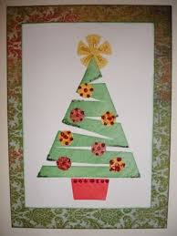 create your own christmas card done at home which ones can help out the tree and