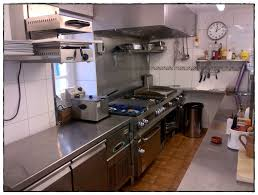 cuisine professionelle aménagement cuisine professionnelle idées de décoration à la maison