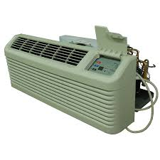 shop amana 9 000 btu 400 sq ft 230 volt air conditioner with
