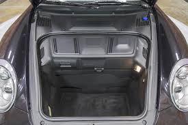 porsche trunk in front 2010 porsche 911 turbo pdk coupe 997