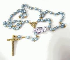 rosary from the vatican rosary from italy with free vatican postcard and free