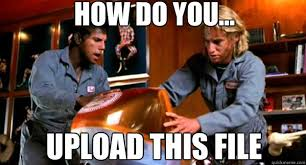 Upload Memes - how do you upload this file zoolander computer quickmeme
