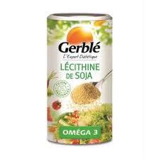 l ithine de soja cuisine gerblé lécithine 100 ip 175g acheter compléments alimentaires