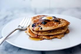 Blueberry Pancake Recipe Oatmeal Buttermilk Blueberry Pancakes Recipe Nyt Cooking