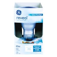 g e reveal br30 reflector 65 watt light bulb 48692 6 pack
