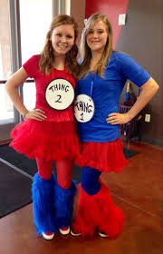 halloween costumes homemade for teenagers images for u003e thing one and thing two costumes halloween