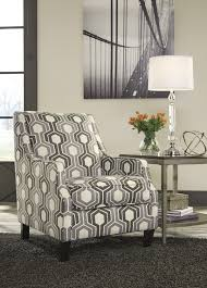 Upholstered Accent Chair Ashley 7180121 Guillerno Geometric Pattern Upholstered Accent Chair