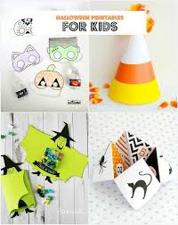 12 minute halloween printables kids love stuff